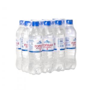 Вода питьевая Горная Вершина - 0.5Л Х 12 БУТ/УП негаз.