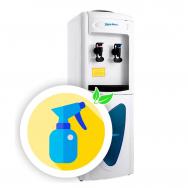 Санобработка кулера с озонатором